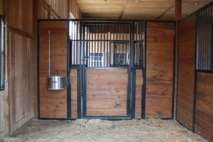Stall Front No. 2AA